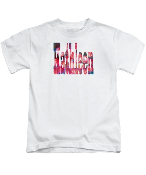 Kathleen Kids T-Shirt