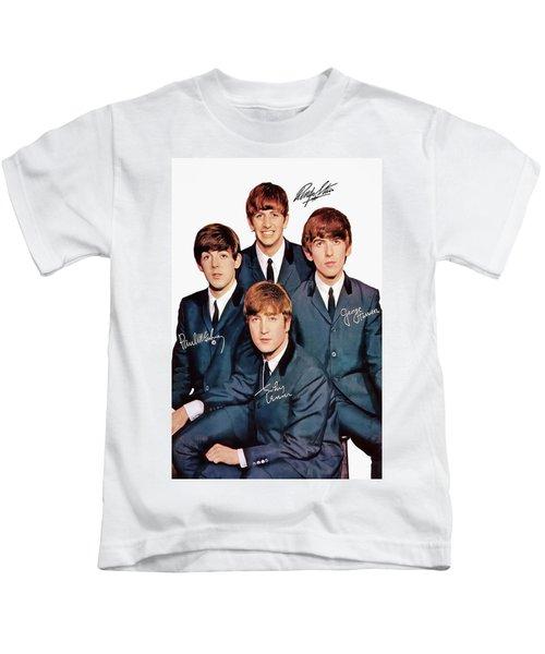 Lads Of Liverpool Kids T-Shirt