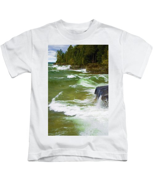 Lake Superior  Kids T-Shirt