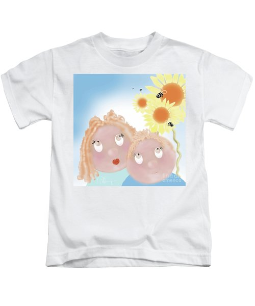 Little Ms And Bro Kids T-Shirt
