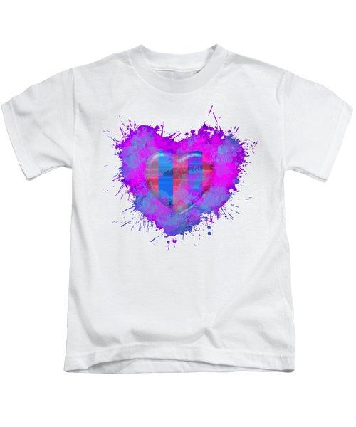 Love Barcelona Kids T-Shirt