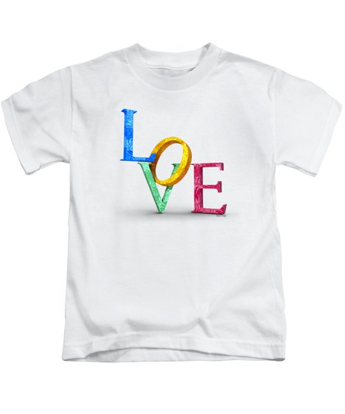 Love Letters Kids T-Shirt