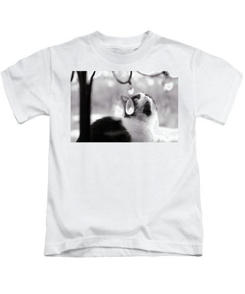 Magic Crystals Kids T-Shirt