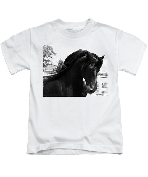 Majestic Beauty  Kids T-Shirt