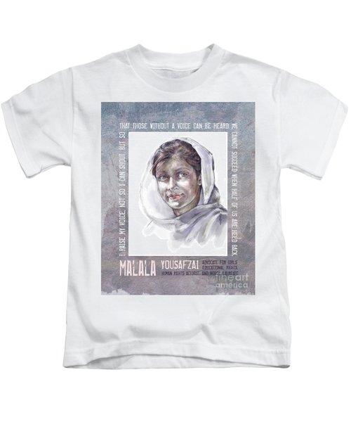 Malala Kids T-Shirt