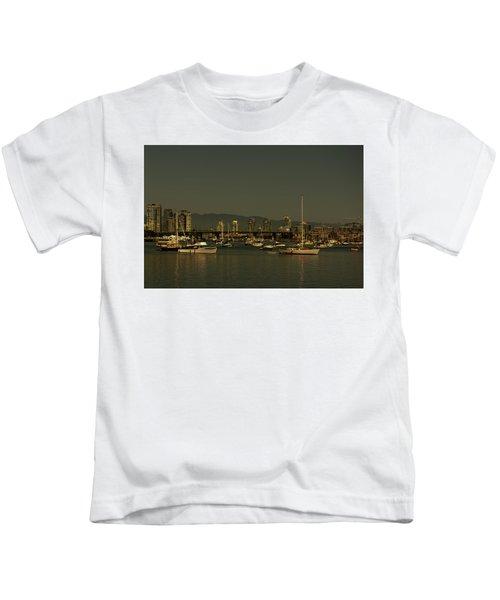 Marina Golden Hours Kids T-Shirt