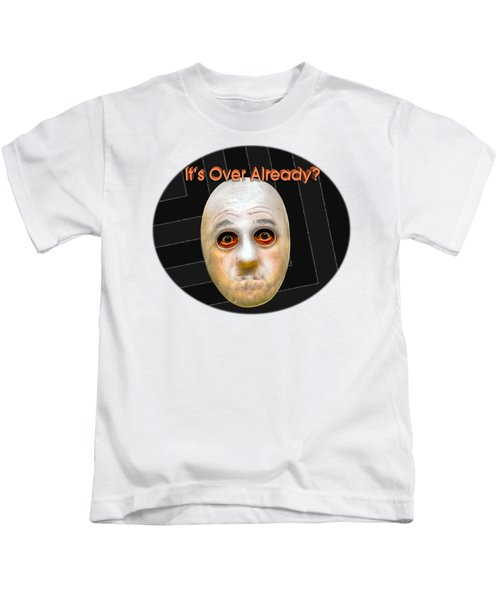 Masked Surprise Kids T-Shirt