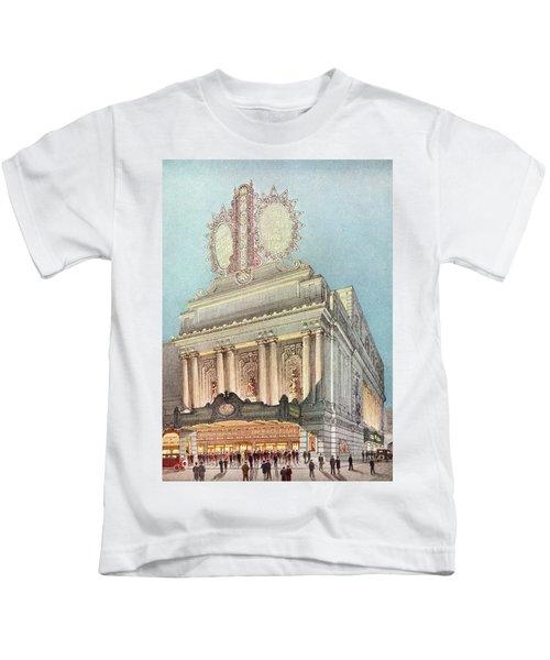 Mastbaum Theatre Kids T-Shirt