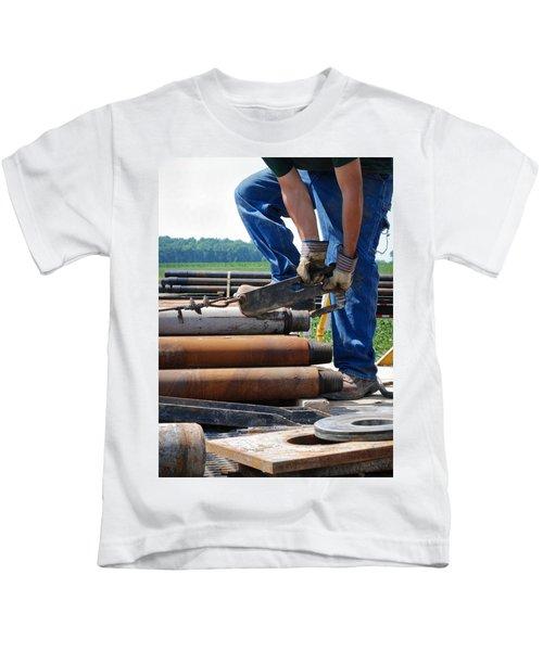 Metal On Metal Kids T-Shirt