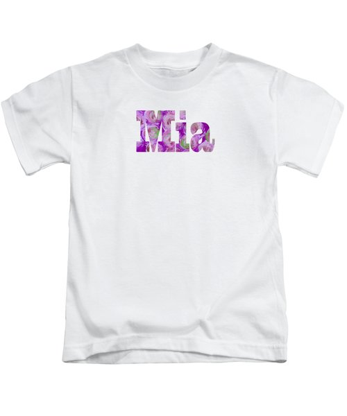 Mia Kids T-Shirt