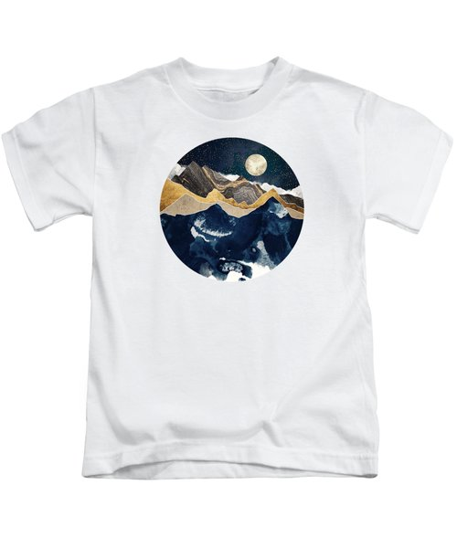 Midnight Winter Kids T-Shirt