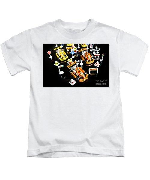 Miniature Motorsports Kids T-Shirt