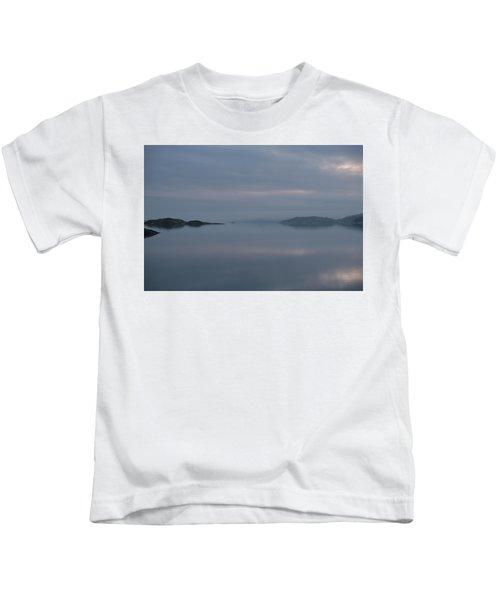 Misty Day Kids T-Shirt
