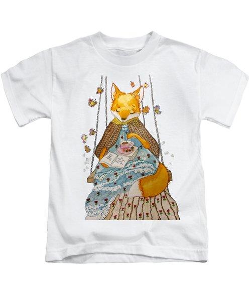 Morgan's Fox Kids T-Shirt