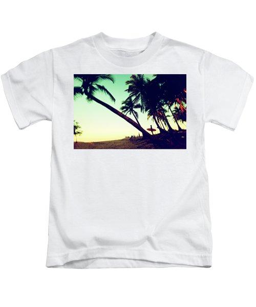 Morning Gaze Kids T-Shirt