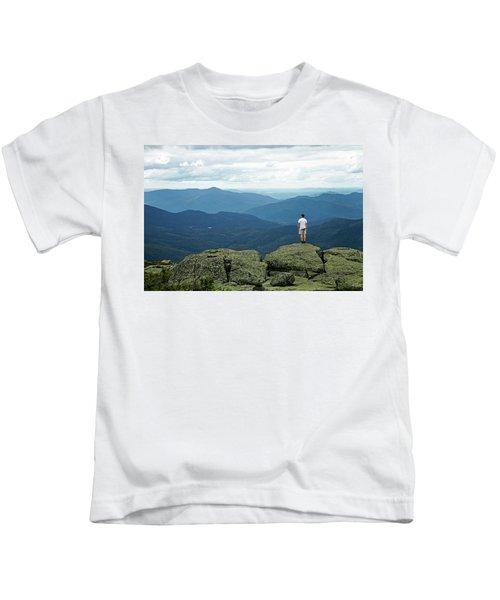 Mountain Top Kids T-Shirt