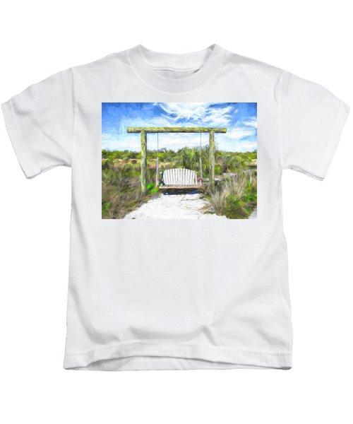 Nature Swing Kids T-Shirt