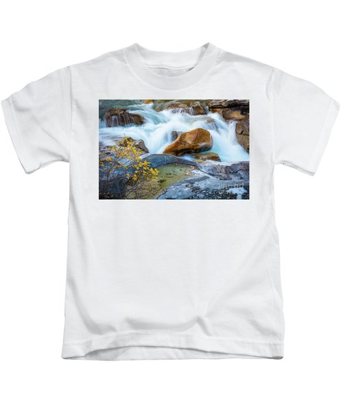 Nigel Creek Cascades Kids T-Shirt