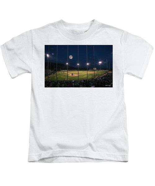 Night Game Kids T-Shirt