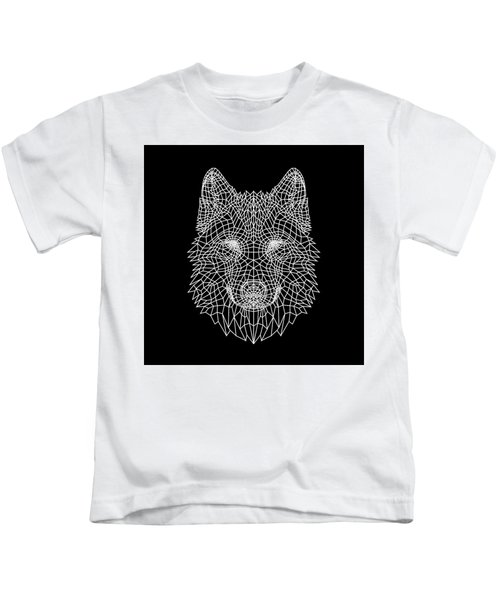 Night Wolf Kids T-Shirt