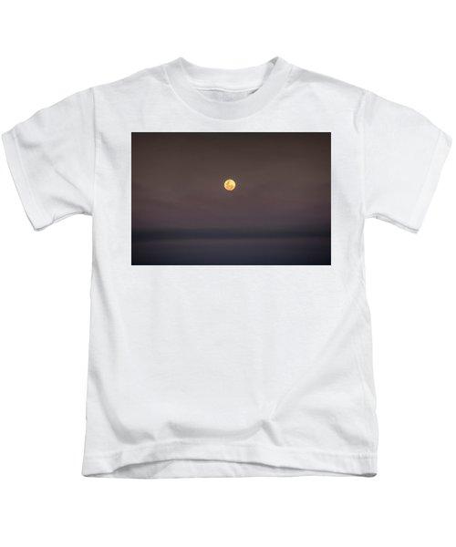 Ocean Moon Kids T-Shirt