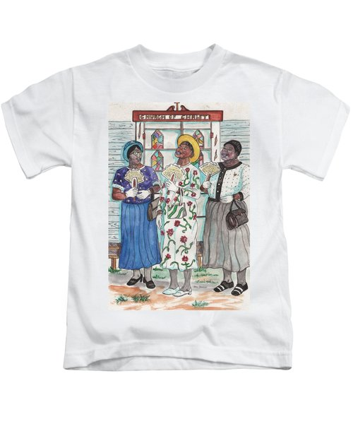 Oh, Sweet Jesus Kids T-Shirt