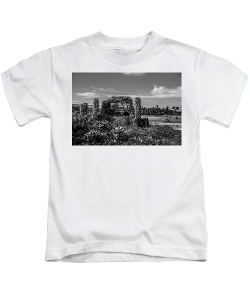 Old Brick Oven Kids T-Shirt