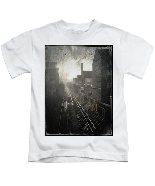 Old Railway Line Kids T-Shirt