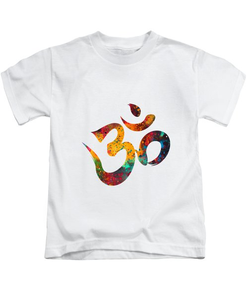 Om, Mantra Kids T-Shirt