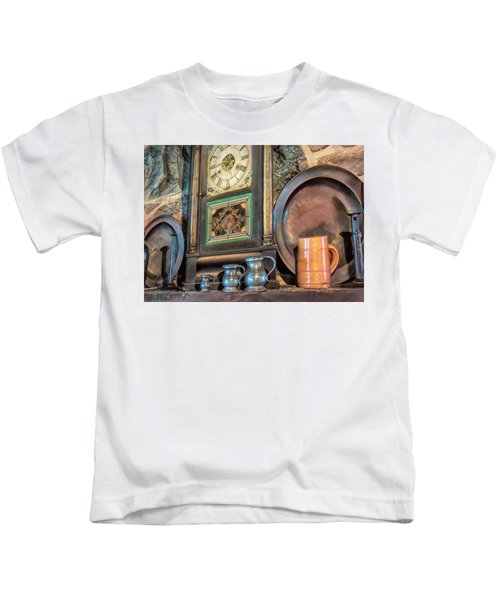 On The Mantle Kids T-Shirt