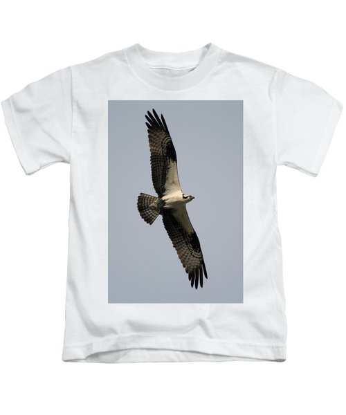 Osprey With Fish Kids T-Shirt