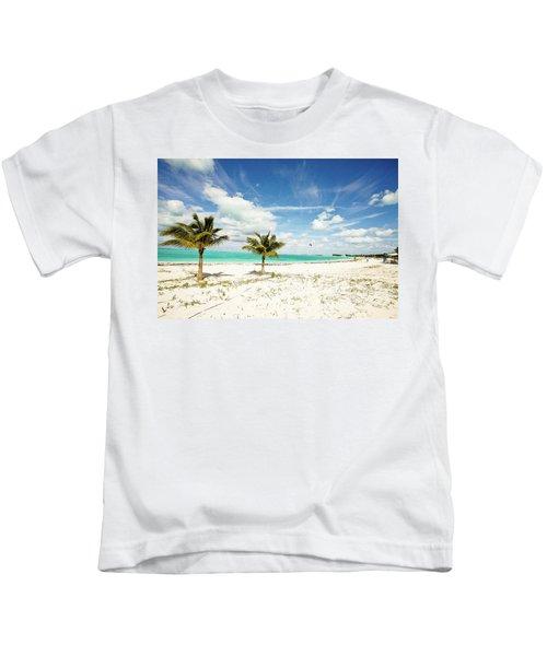 Palms And Kites Kids T-Shirt