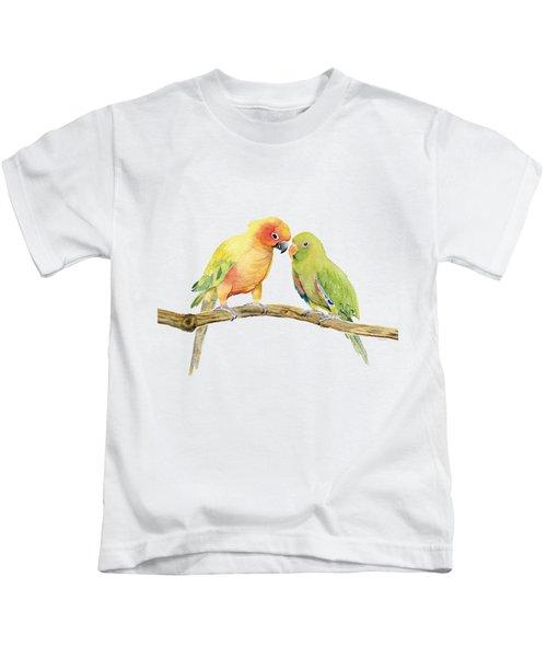 Parakeet - Friendship Kids T-Shirt