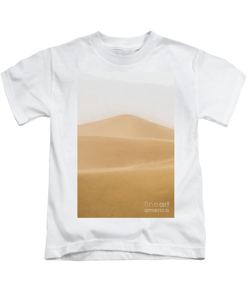 Patterned Desert Kids T-Shirt