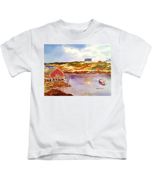 Peggy's Cove Kids T-Shirt