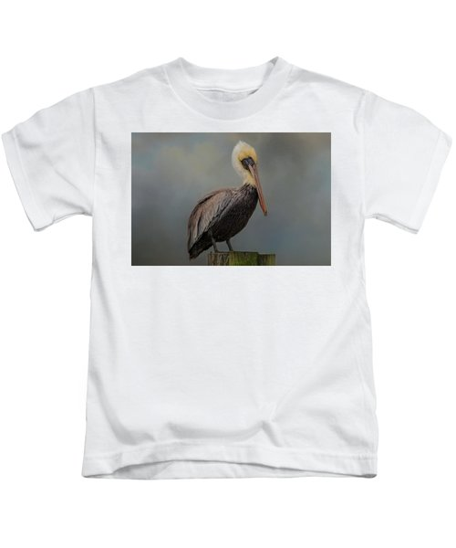 Pelican's Perch Kids T-Shirt