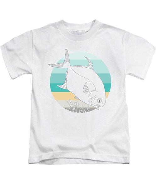 Permit  Kids T-Shirt