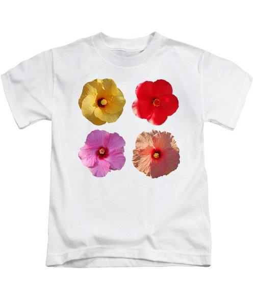 Power Flower Kids T-Shirt