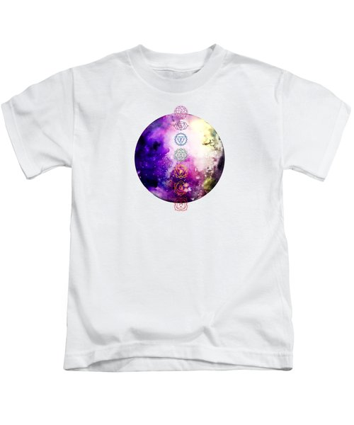 Reach Out To The Stars Kids T-Shirt
