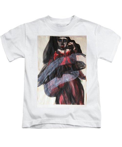 Reborn When Jesus Comes Kids T-Shirt