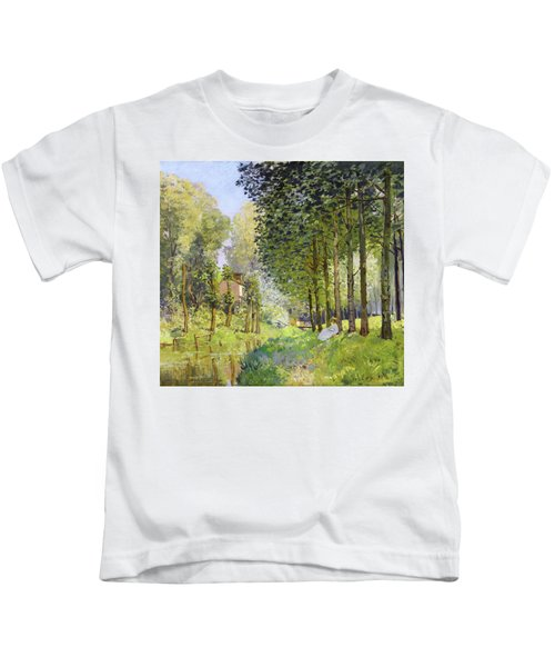 Rest Along The Stream - Digital Remastered Edition Kids T-Shirt