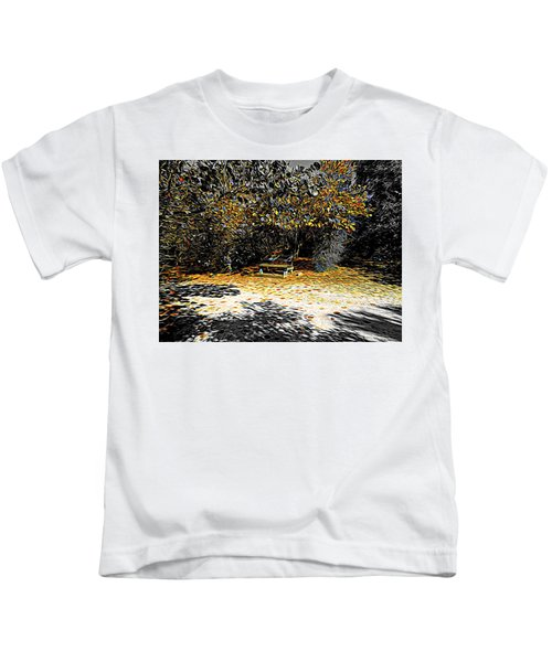Resting Reflections Kids T-Shirt