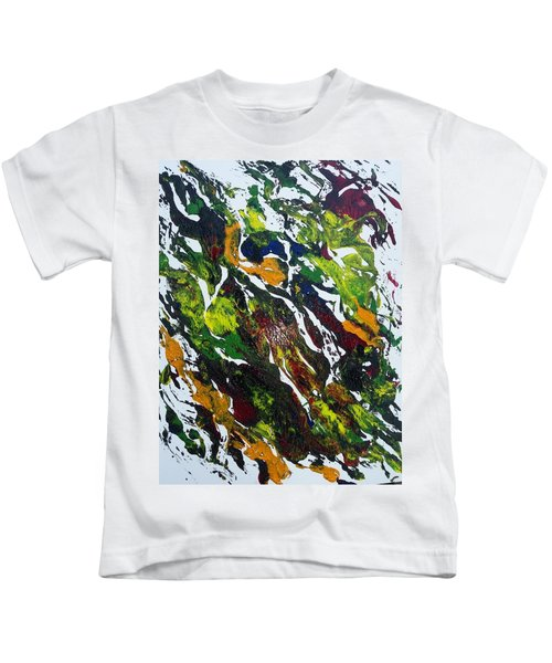 Rivers And Valleys Kids T-Shirt