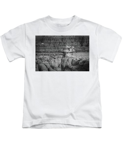 Rocky Desert Formation Kids T-Shirt