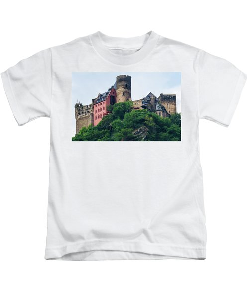 Schonburg Castle Kids T-Shirt