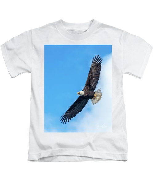Screaming Eagle #2 Kids T-Shirt