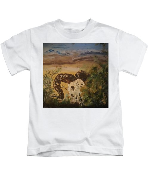 Seasons End       37 Kids T-Shirt