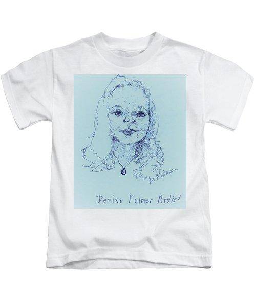 Self Portrait 2018 Kids T-Shirt