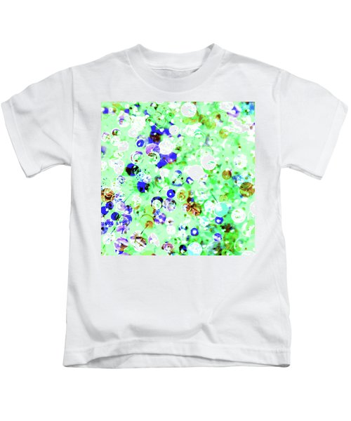 Sequins And Pins 1 Kids T-Shirt