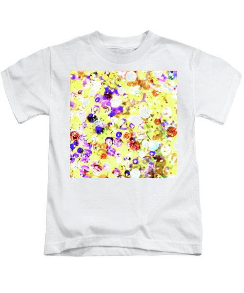 Sequins And Pins 2 Kids T-Shirt